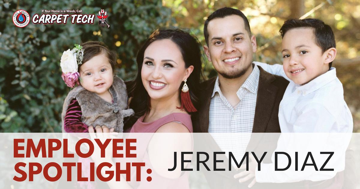 Employee Spotlight: Jeremy Diaz