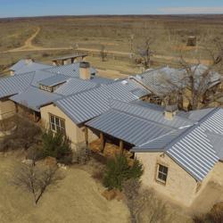 Metal Residential Roof