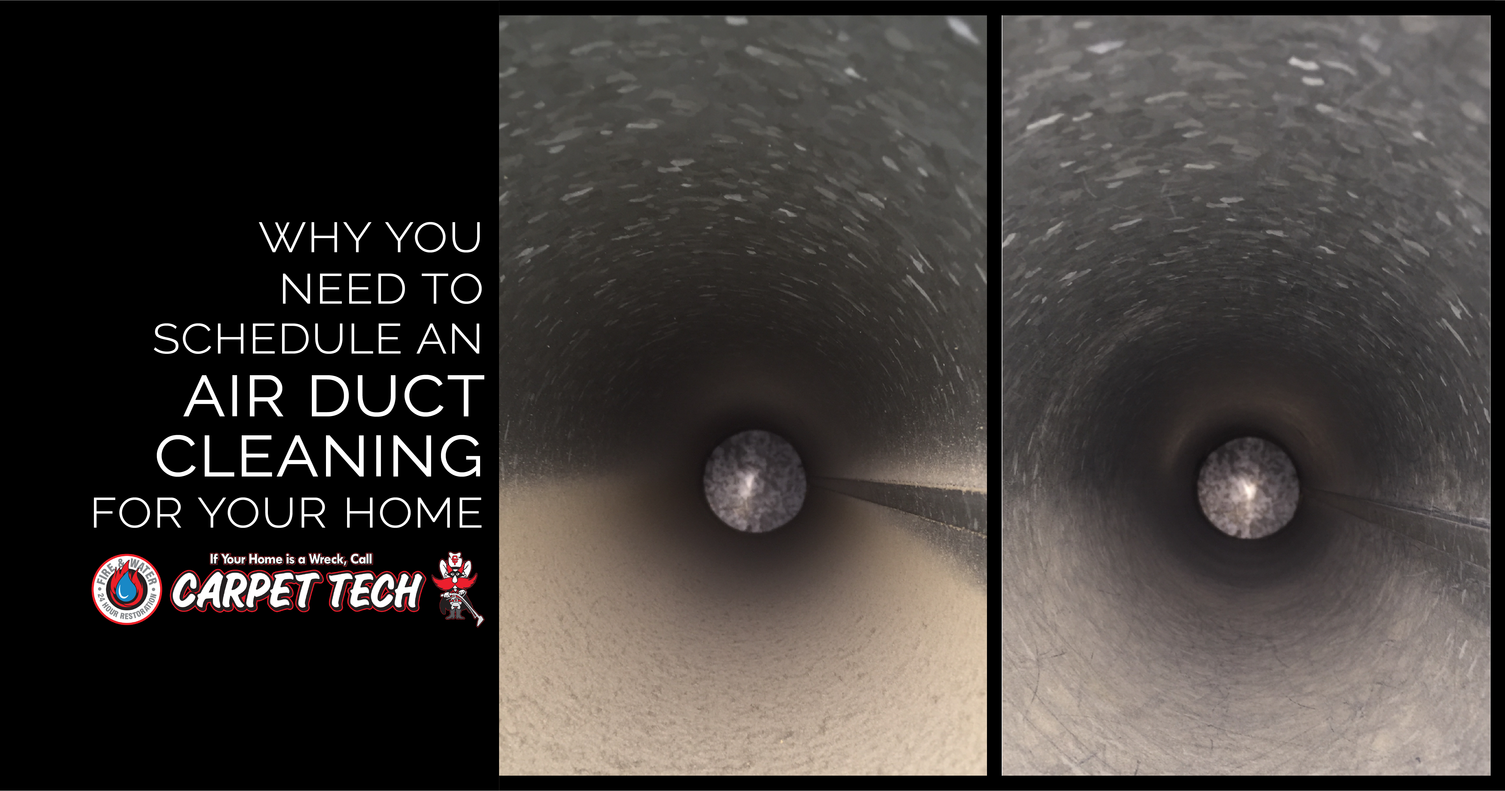Why You Need to Schedule An Airduct Cleaning For Your Home
