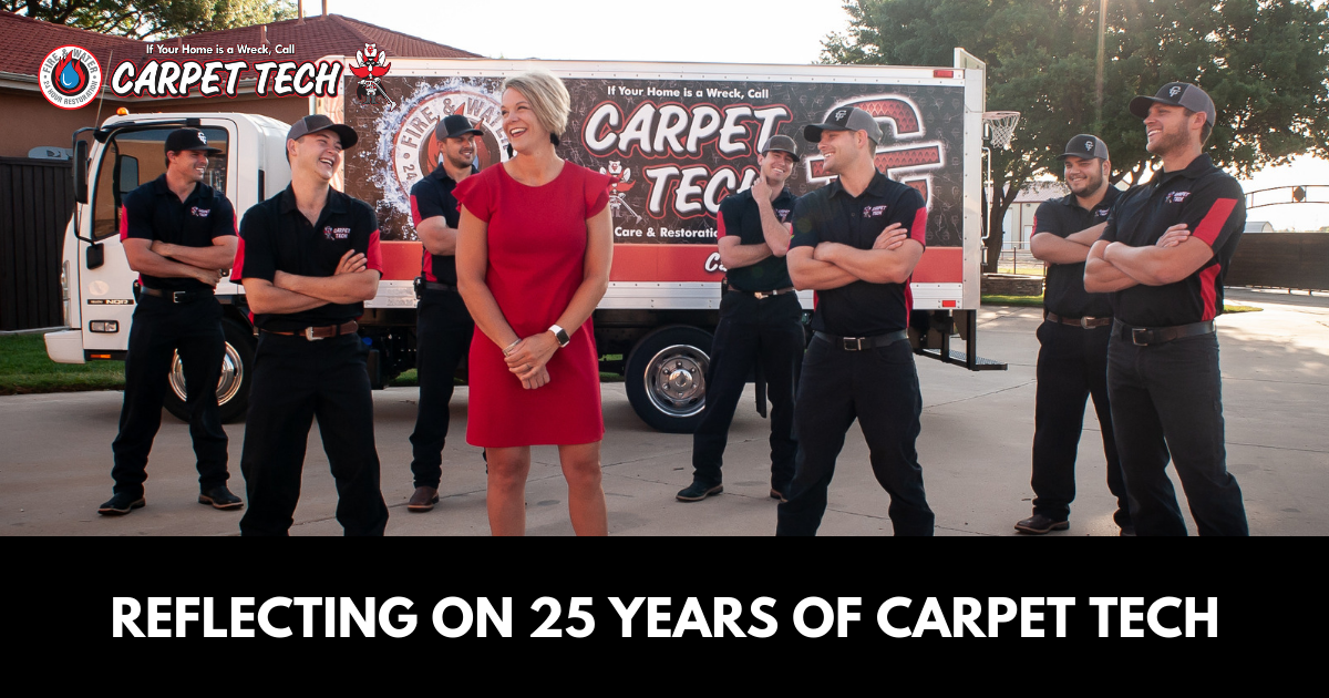 Reflecting on 25 Years of Carpet Tech