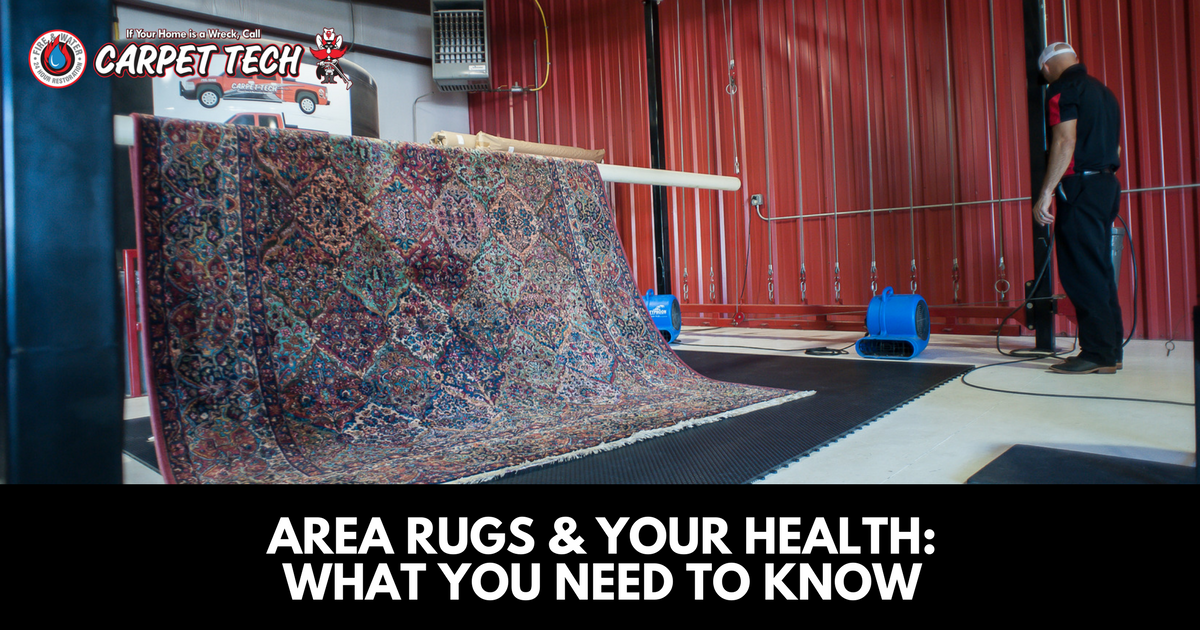 Area Rugs & Your Health: What You Need to Know