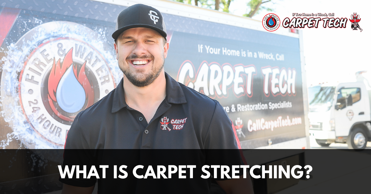 What is Carpet Stretching?