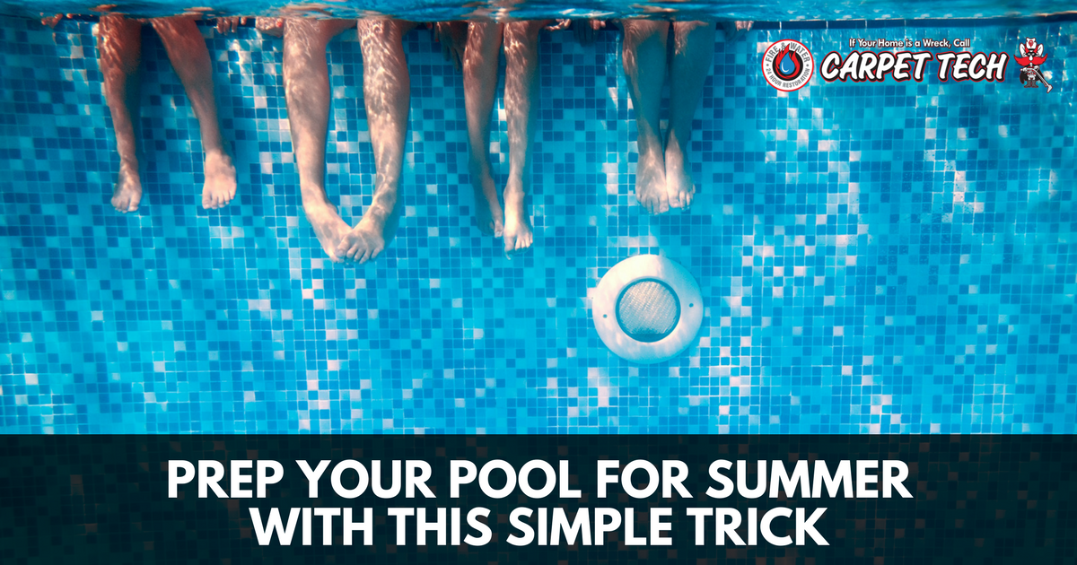 Prep Your Pool for Summer with This Simple Trick