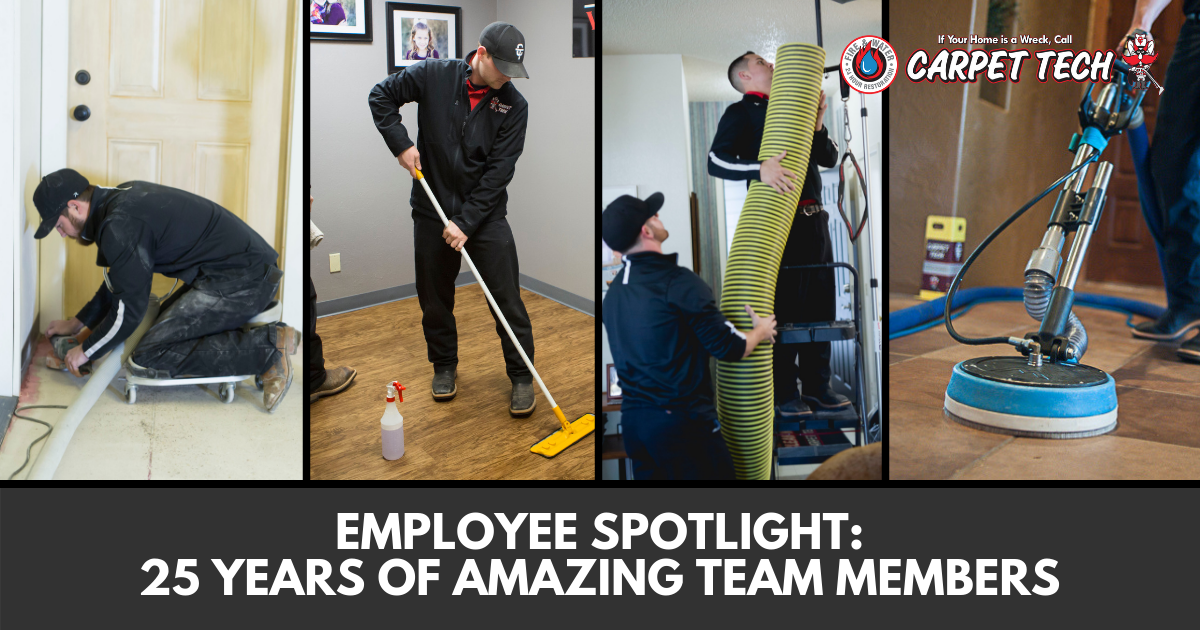 Employee Spotlight: 25 YEARS OF AMAZING TEAM MEMBERS
