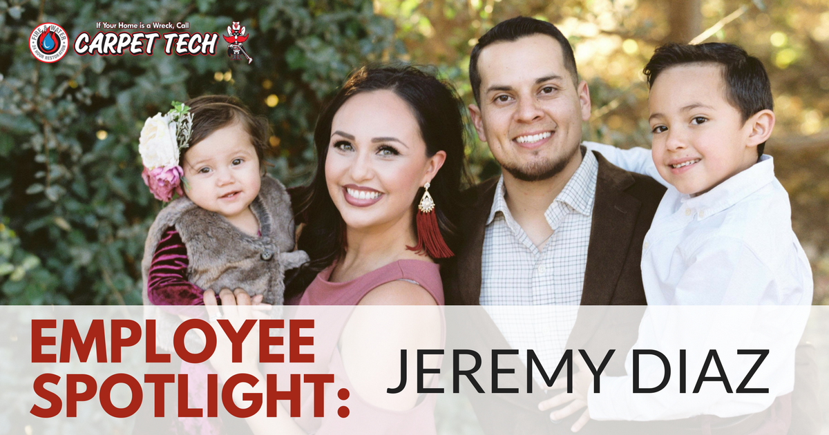 Employee Spotlight: Jeremy Diaz