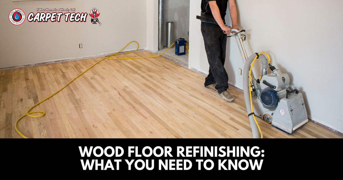 Wood Floor Refinishing: What You Need to Know
