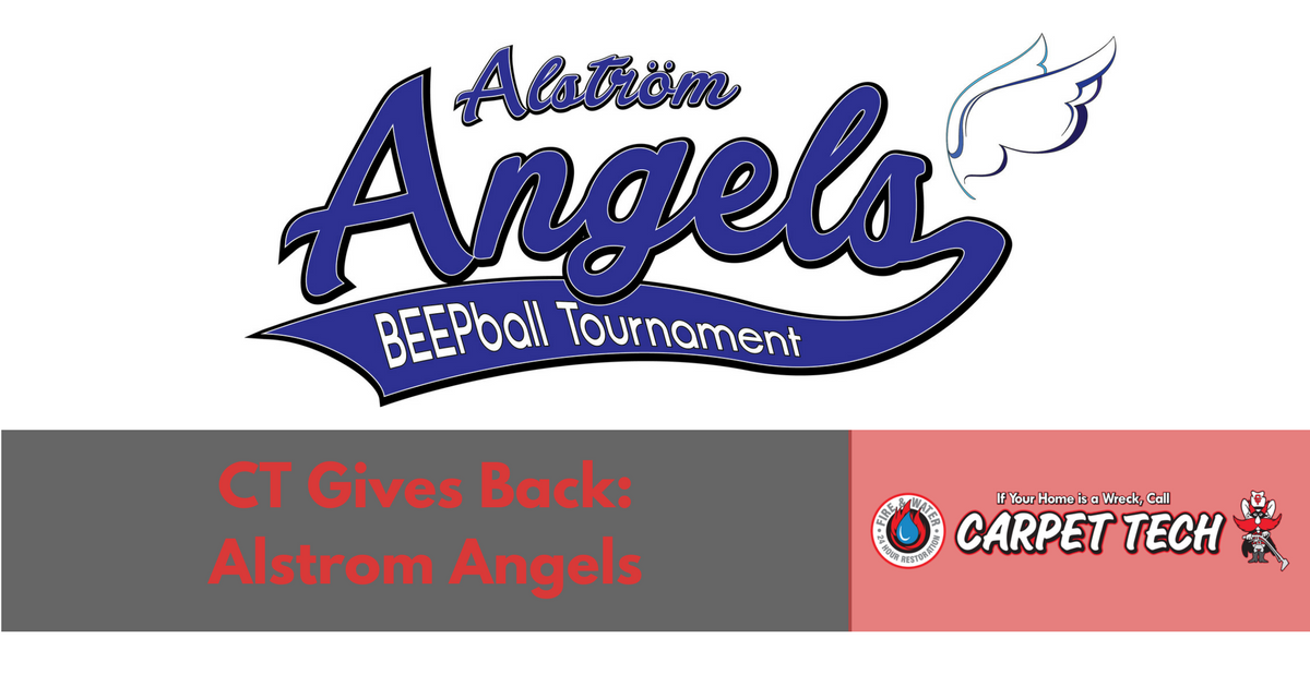 CT Gives Back: Alstrom Angels
