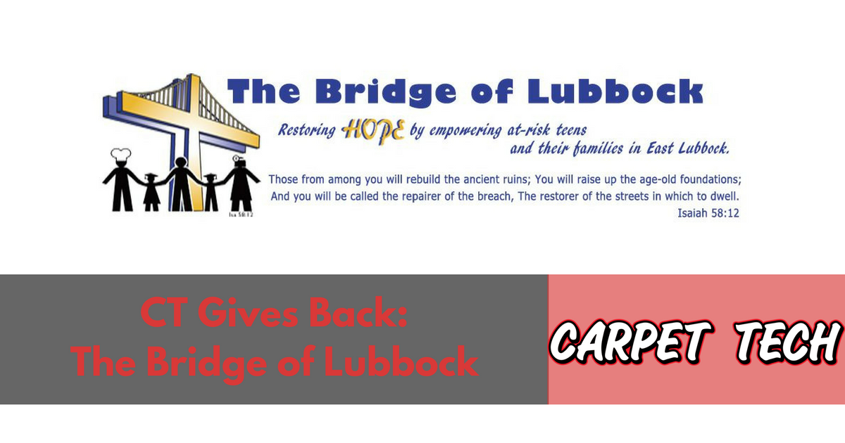 CT Gives Back: The Bridge of Lubbock