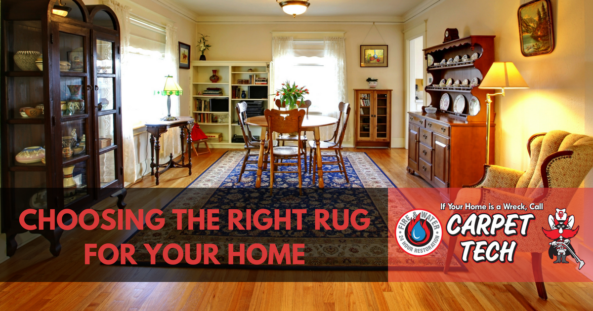 Choosing the Right Rug for Your Home