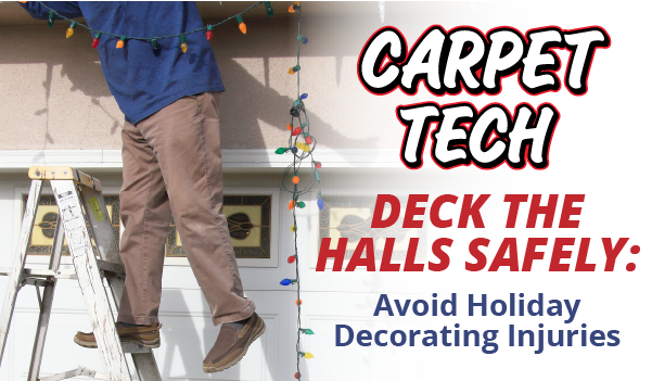 Deck the Halls Safely: Avoiding Holiday Decorating Injuries