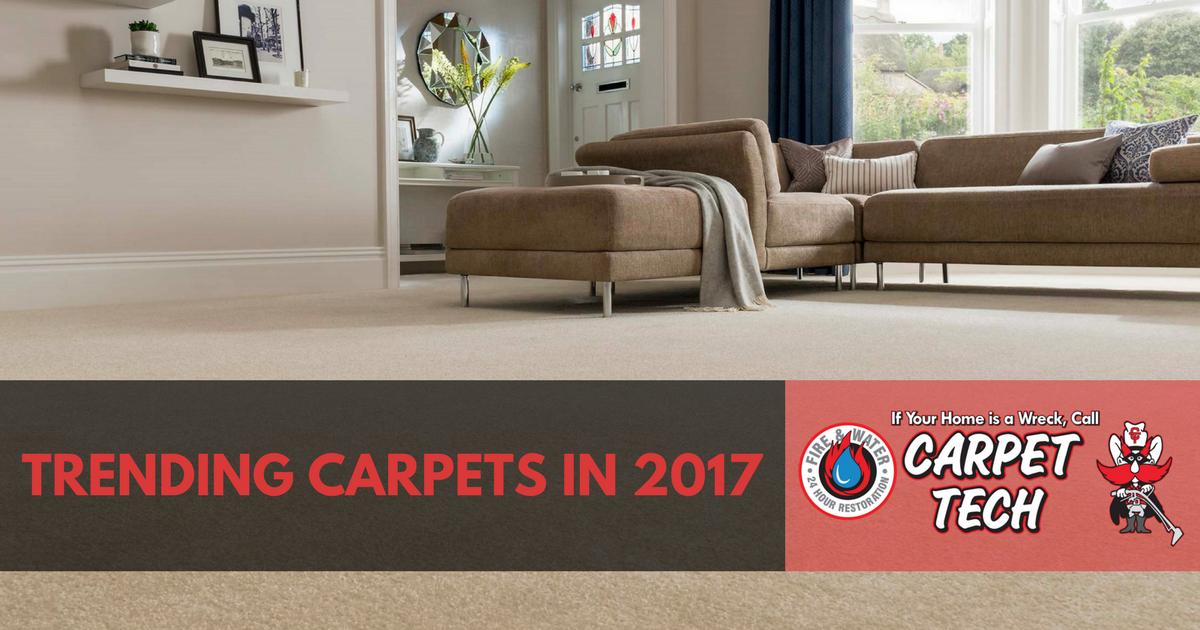 Trending Carpets in 2017