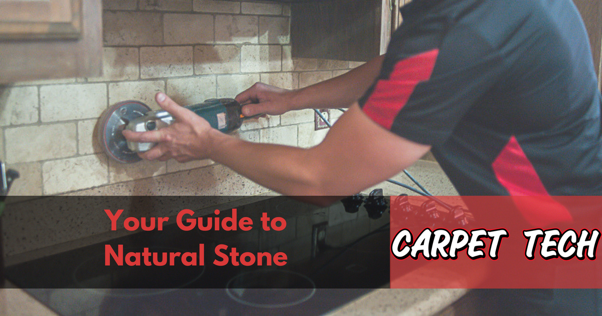 Your Guide to Natural Stone