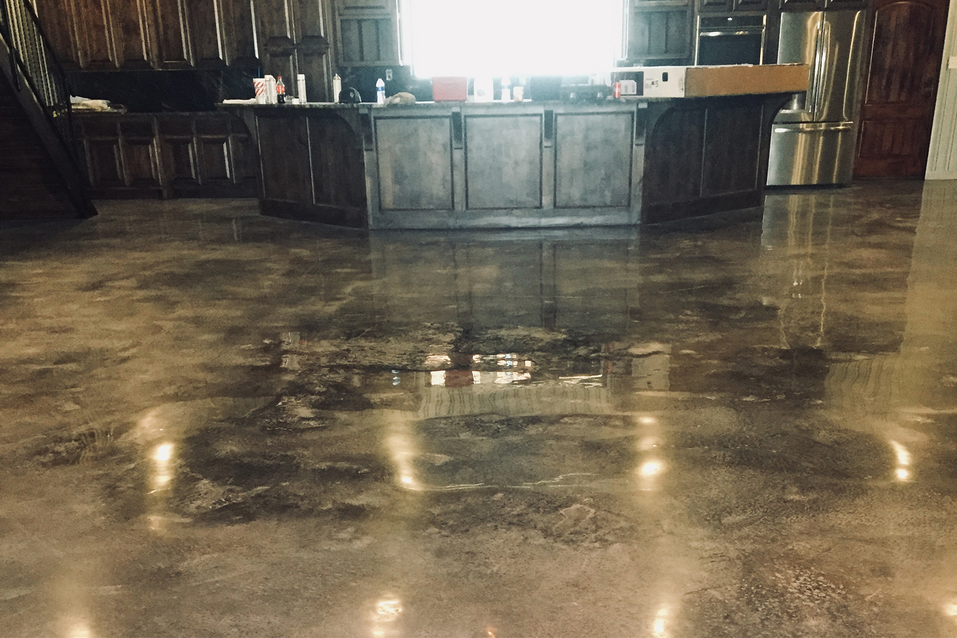 Top Reasons You Should Be Sealing Your Stained Concrete