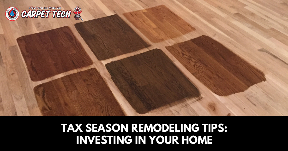 Tax Season Remodeling Tips: Investing in Your Home