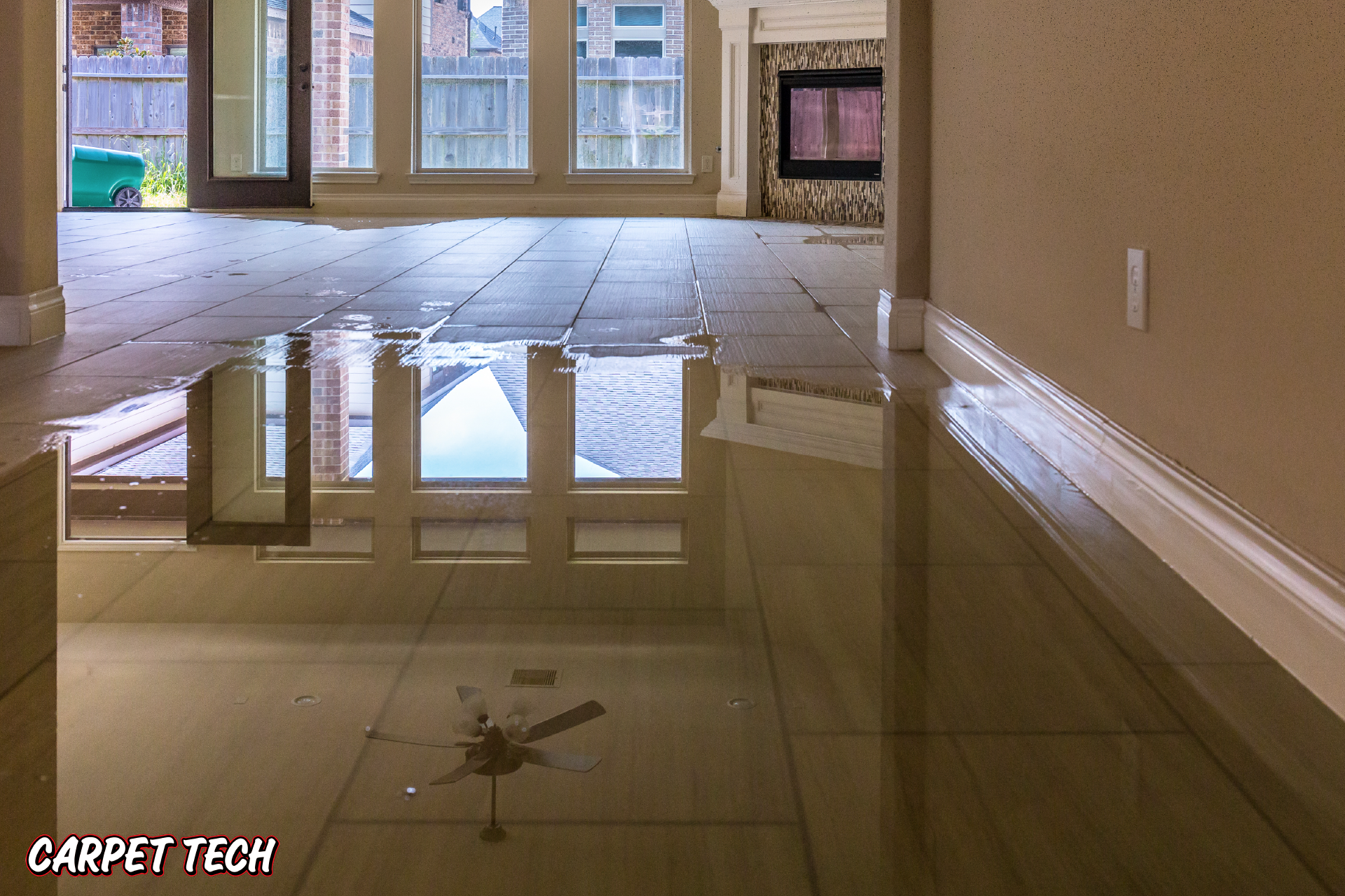 What is Residential Water Damage Restoration?